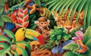 Jigsaw Puzzles - Jungle Animals
