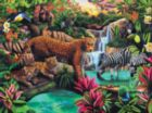 Jungle Elegance - 1000pc Jigsaw Puzzle By Sunsout