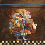 Jigsaw Puzzles - Hold the Rod