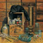 Jigsaw Puzzles - Cats Eyes