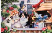 Springtime Wonders - 550pc Jigsaw Puzzle By Sunsout