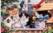 Jigsaw Puzzles - Springtime Wonders