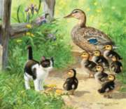 Duck Inspector - 200pc Jigsaw Puzzle By Sunsout