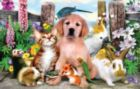 Good Companions - 100pc Jigsaw Puzzle By Sunsout