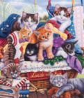 Laundry Time - 200pc Jigsaw Puzzle By Sunsout
