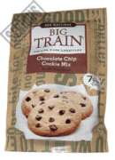 Big Train Low Carb Chocolate Chip Cookie Mix - 11 oz. Bag