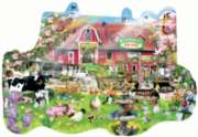 Shaped Jigsaw Puzzles - New Arrivals