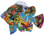 Tropical Setting - 1000pc Shaped Jigsaw Puzzle By Sunsout