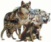 Wolves Puzzles - Wolf Pack