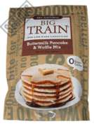 Big Train Low Carb Pancake & Waffle Mix - 9 oz. Bag