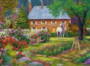 The Sweet Garden - 1000pc Jigsaw Puzzle By Buffalo Games