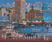 Dowdle Jigsaw Puzzles - Baltimore