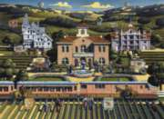 Napa Valley - 1000pc Jigsaw Puzzle by Dowdle