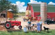 Haymakers Lunch - 1000pc Jigsaw Puzzle By Sunsout
