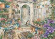 Spring Garden Room - 1000pc Jigsaw by Pastime Puzzles