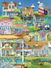 Village By The Sea - 500pc Jigsaw by Pastime Puzzles