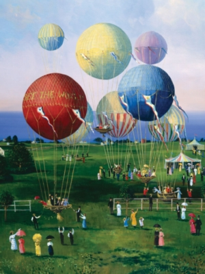 Jigsaw Puzzles - Balloons Balloons