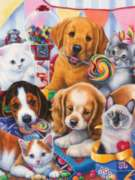 Sweet Ones - 300pc EZ Grip Jigsaw Puzzle by Masterpieces