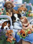 Gardening Buddies - 300pc EZ Grip Jigsaw Puzzle by Masterpieces
