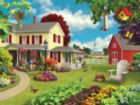 Green Acres - 300pc EZ Grip Jigsaw Puzzle by Masterpieces