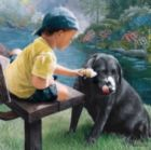 Treat for Two - 500pc Jigsaw Puzzle by Masterpieces