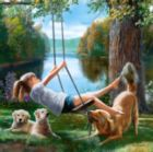 Flying Free - 500pc Jigsaw Puzzle by Masterpieces