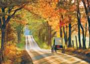 Fall Splendor - 500pc Jigsaw Puzzle by Masterpieces