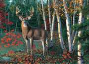 Autumn Sentinel - 1000pc EZ Grip Jigsaw Puzzle by Masterpieces