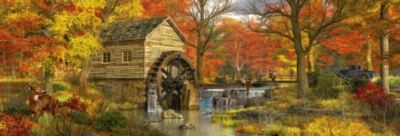 Jigsaw Puzzles - Autumn Peace