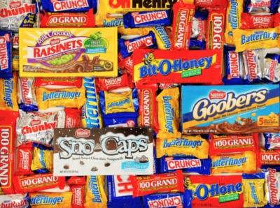 Jigsaw Puzzles - Nestle Chocolates