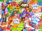 Charms Blow Pops - 1000pc Jigsaw Puzzle by Masterpieces
