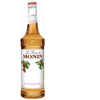 Monin Classic Flavor Syrup - 750 ml. Glass Bottle