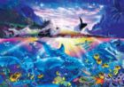 Ocean Dance - 2000pc Jigsaw Puzzle by Masterpieces