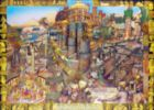 Buried Blueprints: An Egyptian Chronicle - 1000pc Jigsaw Puzzle by Masterpieces