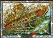 Buried Blueprints: Noah's Ark - 1000pc Jigsaw Puzzle by Masterpieces