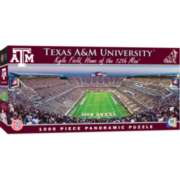 Texas A&M University: Kyle Field - 1000pc Panoramic Jigsaw Puzzle by Masterpieces