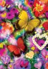 World's Smallest: Butterfly Love - 1000pc Jigsaw Puzzle in Tin by Masterpieces
