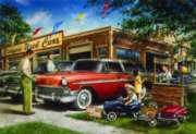 Bargain Used Cars - 1000pc Jigsaw Puzzle by Masterpieces