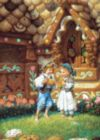Hansel and Gretel - 1000pc Story Book Box Jigsaw Puzzle by Masterpieces