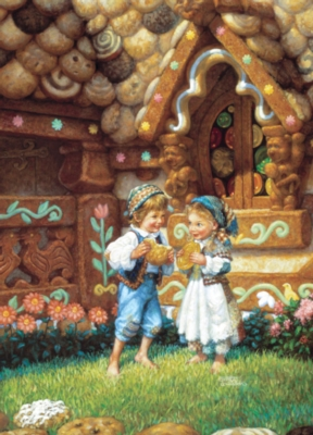 Jigsaw Puzzles - Hansel and Gretel