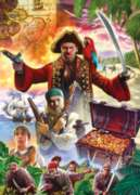 Treasure Island - 1000pc Story Book Box Jigsaw Puzzle by Masterpieces