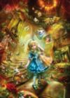 Down the Rabbit Hole - 1000pc Story Book Box Jigsaw Puzzle by Masterpieces