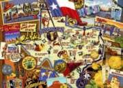 Jigsaw Puzzles - Texas
