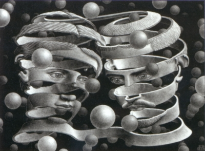 Jigsaw Puzzles - Escher's Bond of Union