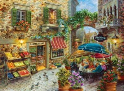Jigsaw Puzzles - Contentment