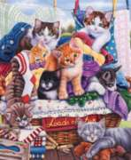 Loads of Fun  - 1000pc Jigsaw Puzzle By Sunsout