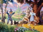 The Wizard of Oz - 400pc Family Style Jigsaw Puzzle By Cobble Hill