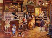 The Drug Store - 1000pc Jigsaw Puzzle By Cobble Hill