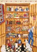 Pine Pantry - 1000pc Jigsaw Puzzle By Cobble Hill