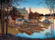 Edgewood Resort - 1000pc Jigsaw Puzzle By Cobble Hill